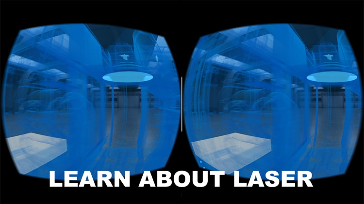 LASER LINE ULTRA VR Experience