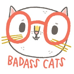 Badass Cats by Anke Weckmann