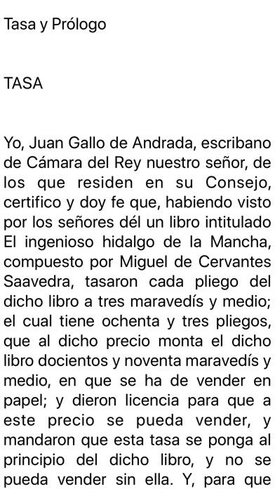 Don Quijote De La Mancha review screenshots