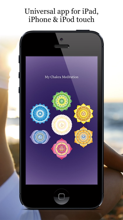 My Chakra Meditation screenshot-0