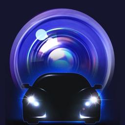 Dash Cam - GPS Speedometer & Your Car Camera