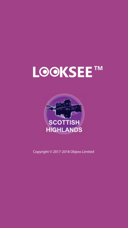Scottish Highlands Looksee AR screenshot-7