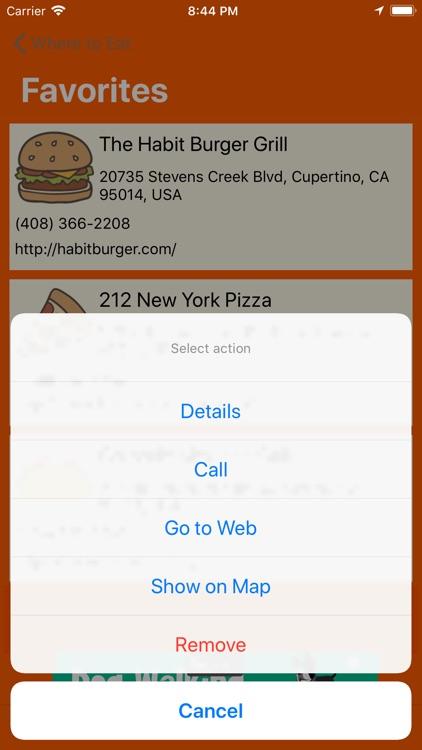 Where to Eat (Donde Comer) screenshot-5