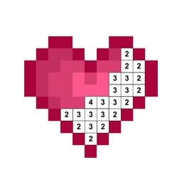 Eden Pixel - Color by Number