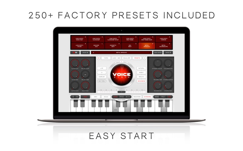 Voice Synth screenshot 10