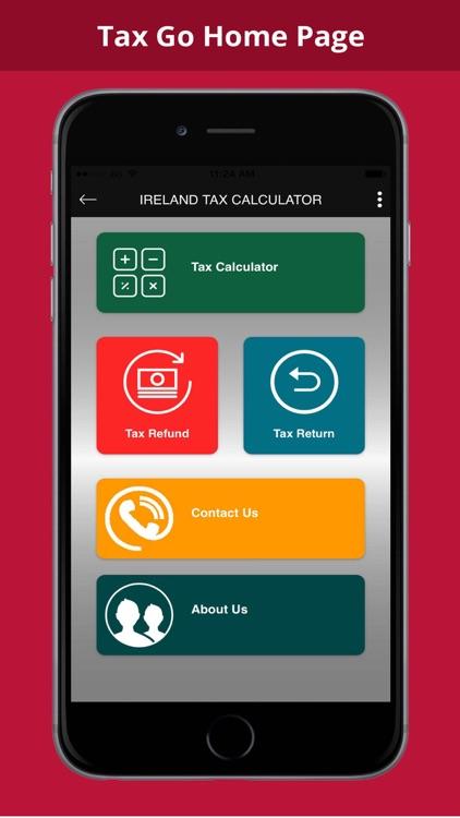 Ireland Tax Calculator! by Taxgoglobal Limited