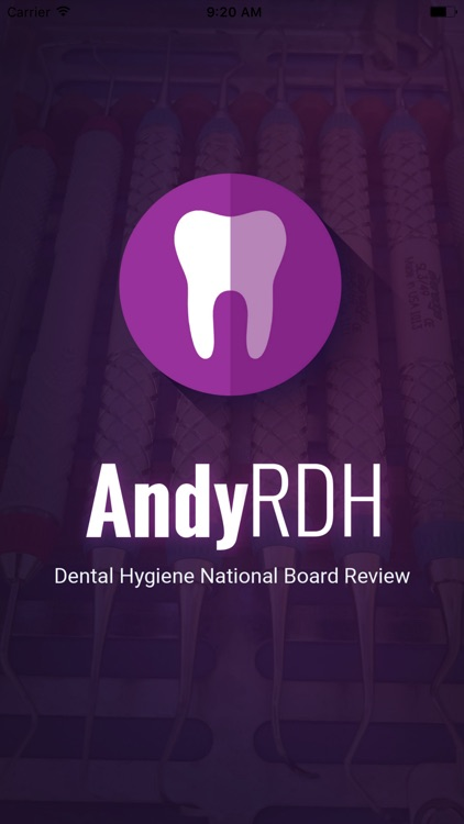 AndyRDH Board Review for NBDHE
