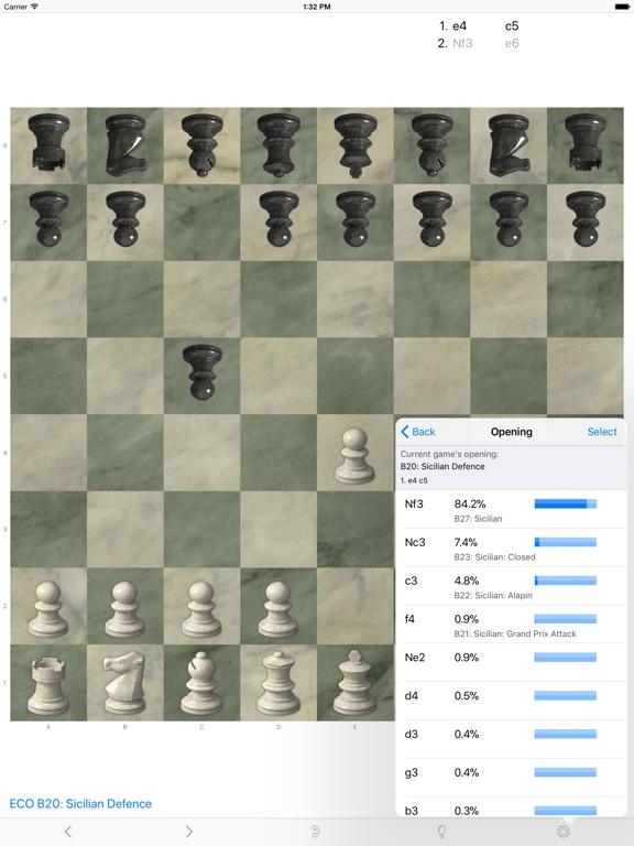 Chess - tChess Pro Скриншоты10