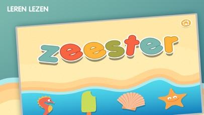 Zeester leerspel voor kinderen app image