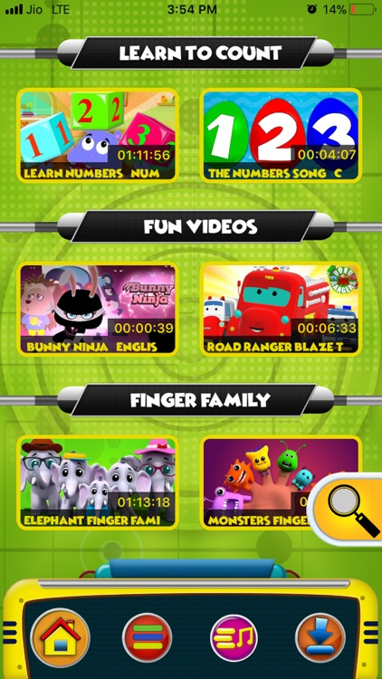 Nursery Rhymes Songs by KidsTV screenshot-4