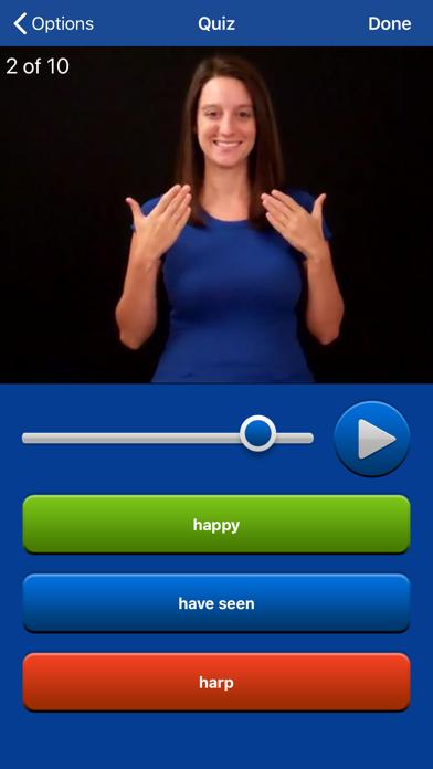 ASL Dictionary Sign Language-0