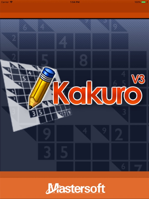 Kakuro - No Ads Edition screenshot 11