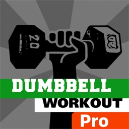 Dumbbell -workout HIIT trainer