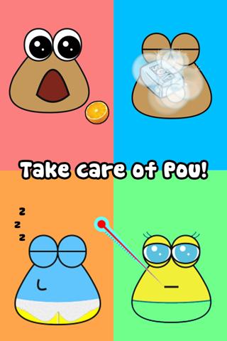 Pou screenshot 1