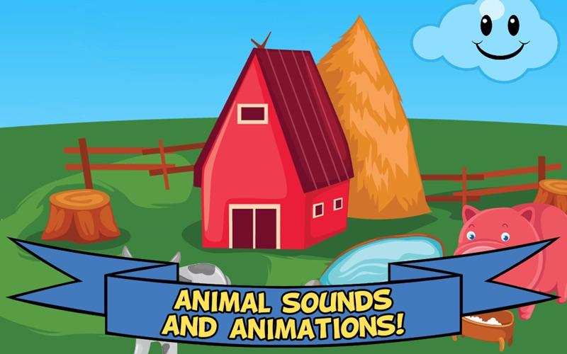 Barnyard Puzzles For Kids screenshot 2