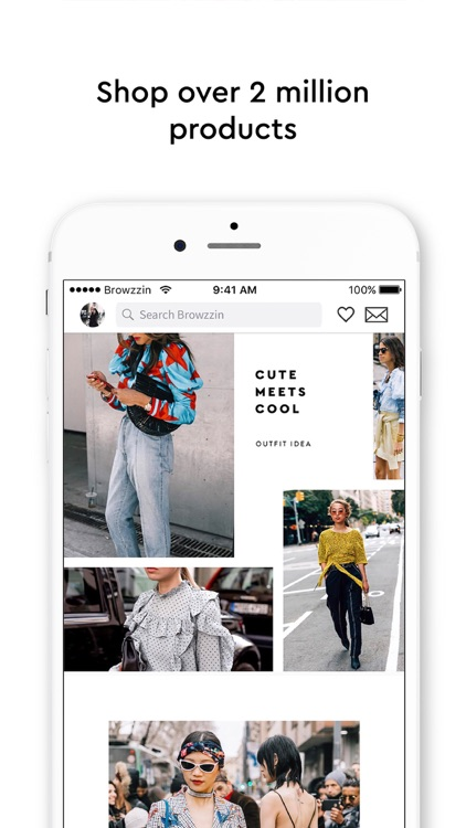 Browzzin - Fashion Social App screenshot-3