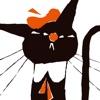 くろねころびんちゃん「ぷんすか」~大人も楽しめる動く絵本~アイコン