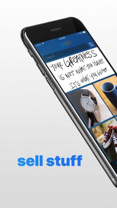 Pxsell: Buy & Sell Used Stuff