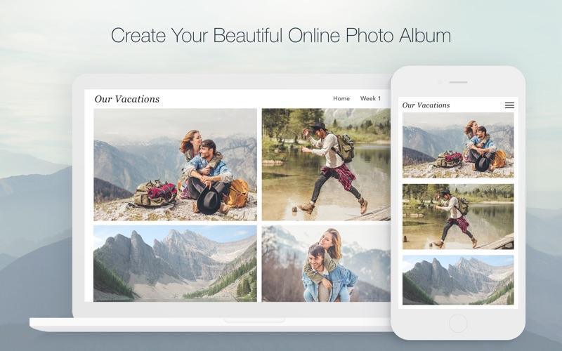Wix Photo Albums Screenshot - 5