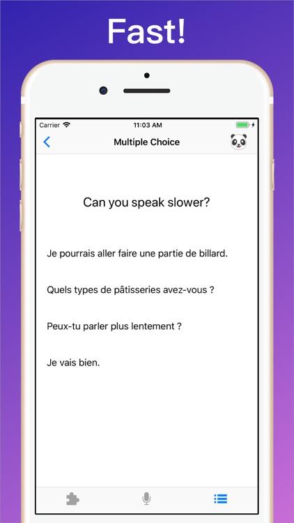 Learn French + screenshot-5