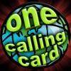 One Calling Card - 国际长途VoIP电话卡