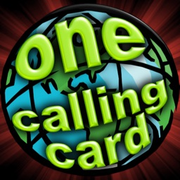 One Calling Card - VoIP calls
