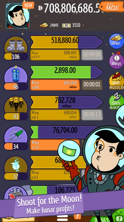 AdVenture Capitalist screenshot-3