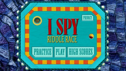 I Spy Riddle Race review screenshots