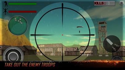 Sniper Helicopter War Shoot screenshot two