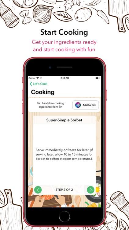 Food Book Recipes screenshot-6