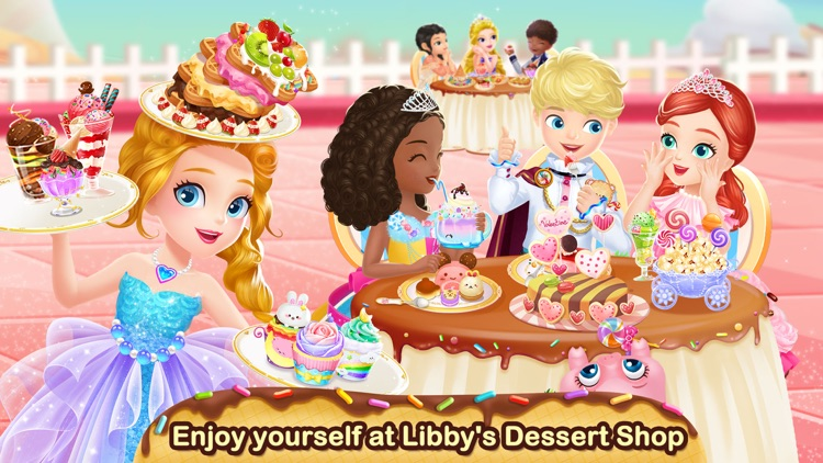 Princess Libby Dessert Maker