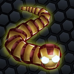 Glowing Snake King Online Game