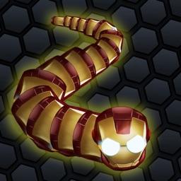 Glowing Snake King Online Game