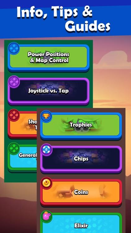 Tactics Guide for Brawl Stars screenshot-3