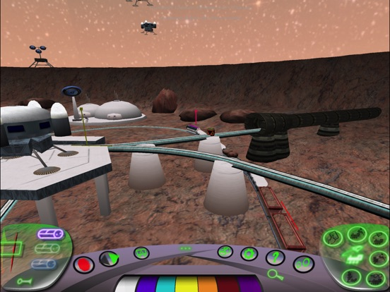 iRunTrains on Mars Screenshots