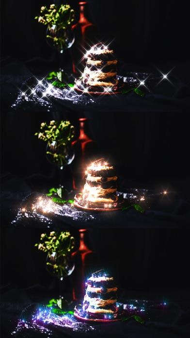 Блеск - Sparkle Effects App