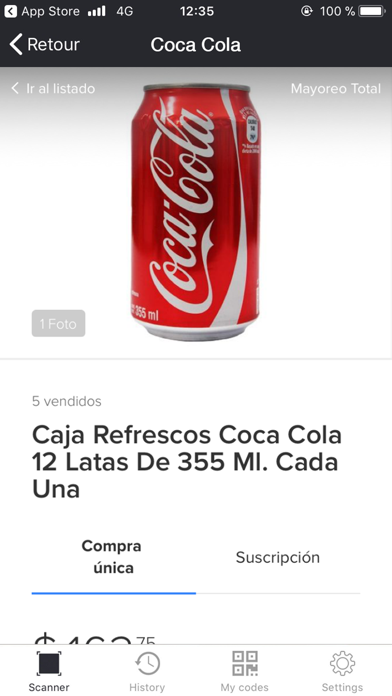 Descargar QR Code · para Android