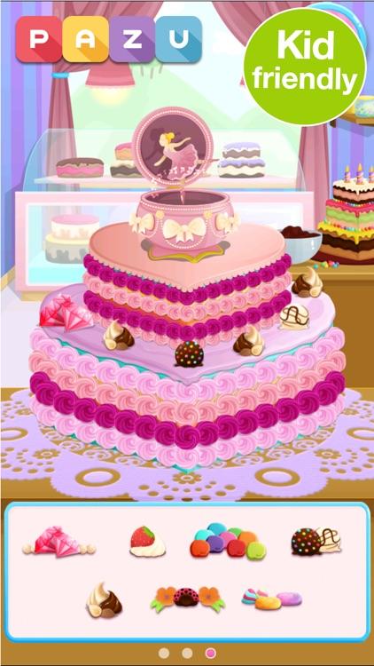 Cake Maker - Cooking games. screenshot-0
