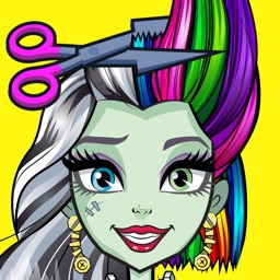 Monster High™ Beauty Shop