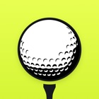 Golf GPS: TrackMyGolf finder icon