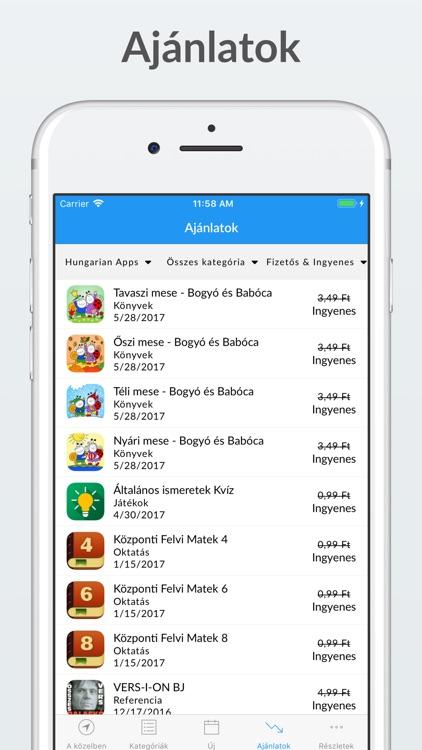 Magyar Apps - Hungarian Apps screenshot-4