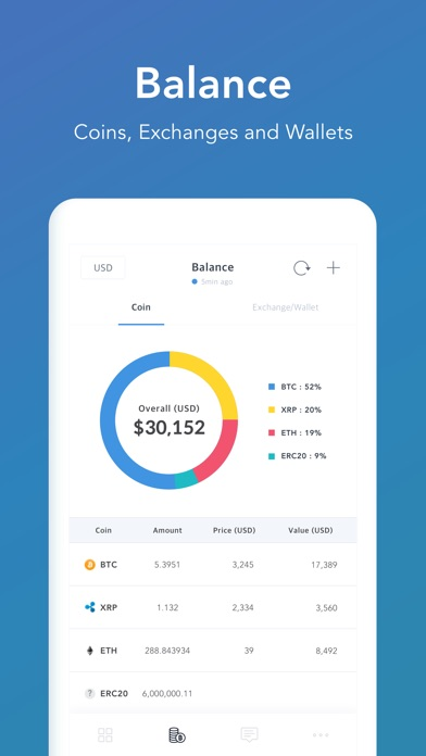 CoinManager - For all coins Preview 3