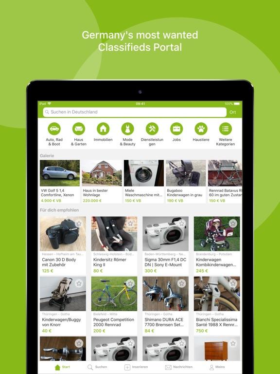 ebay kleinanzeigen app insight download. Black Bedroom Furniture Sets. Home Design Ideas
