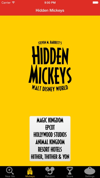 Hidden Mickeys: Disney World screenshot-4