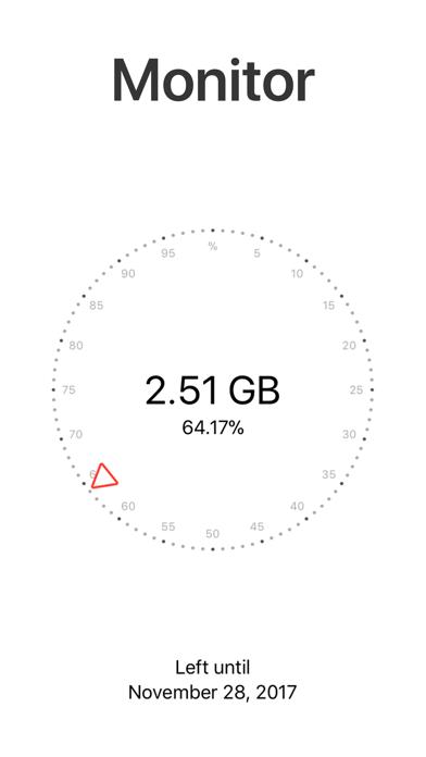Databit: Data usage manager Screenshots