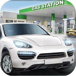 Metro Gas Station Car