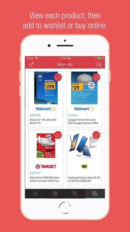 Black Friday 2018 Ads Shopping screenshot-4