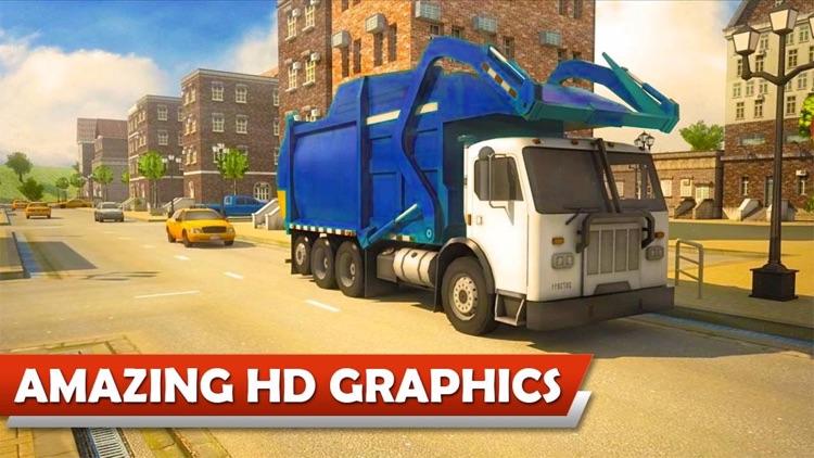 off road Truck Garbage Sim Pro