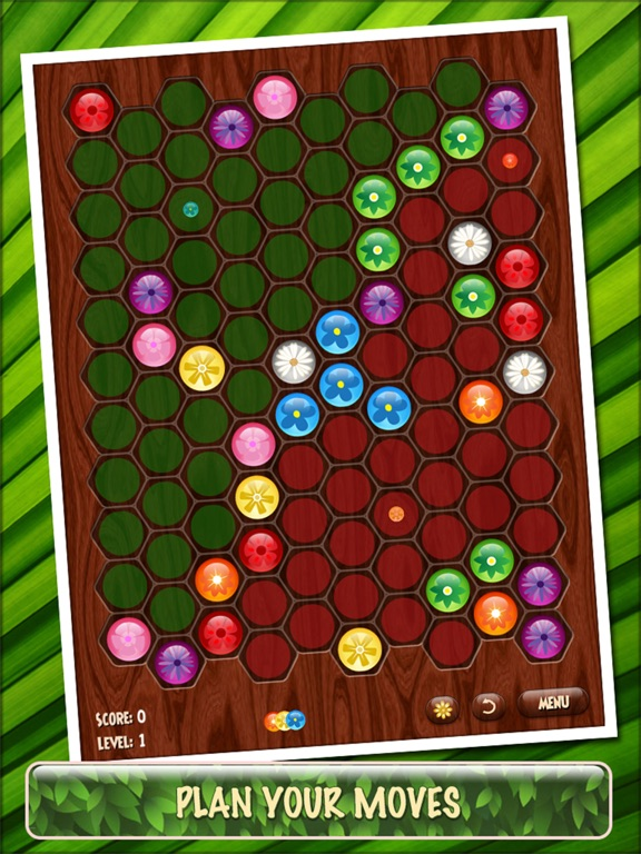 Flower Board HD - A relaxing puzzle gameのおすすめ画像2