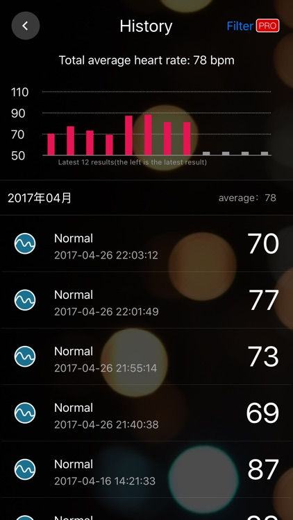 Heart Rate Monitor - Pulse BPM